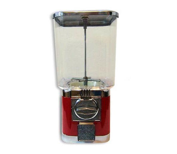 Automat do sprzedaży piłek z kauczuku i gum do żucia 25-35mm