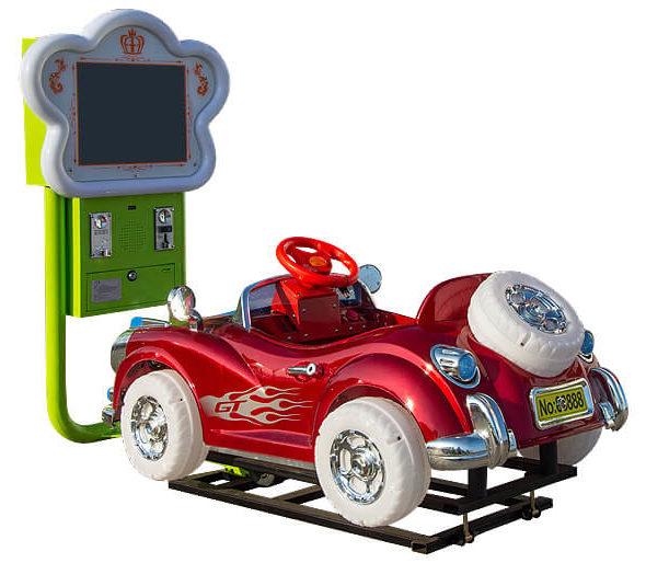 Bujak autko automat na monety